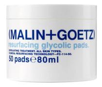 'Resurfacing' Reinigungspads mit Glycolsäure