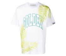 "T-Shirt mit ""Golden""-Print"