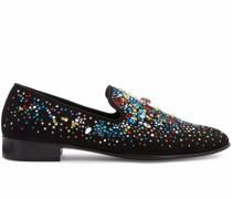Kristallverzierte Lewis Special Loafer