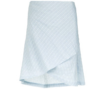 striped wrap skirt - Unavailable