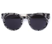 Sonnenbrille mit Rundhalsausschnitt - women