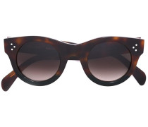 Sonnenbrille mit rundem Gestell - women