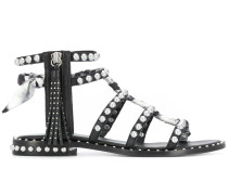 'Power' Sandalen mit Nieten