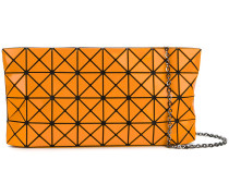 Clutch mit geometrischem Muster