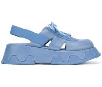- Sandalen aus Leder - women - Leder/Foam Rubber