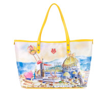 "Shopper mit ""Florence""-Print - women"