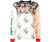 - Langarmshirt mit Print - women