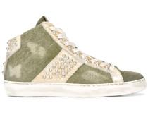 HighTopSneakers mit Nieten