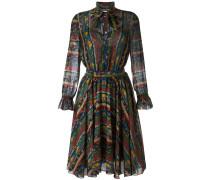 Kleid mit Schleife - women - Seide/Polyester