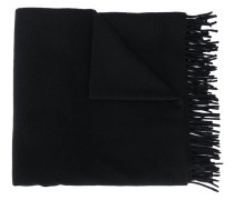 A.P.C. fringed knit scarf