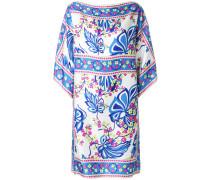 P.A.R.O.S.H. floral printed kaftan dress