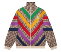 Jacke aus GG-Jacquard
