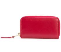 Colour Plain wallet - unisex - Leder