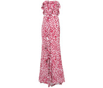Crepe De Shine gown