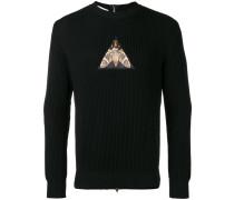 Sweatshirt mit Patch - men