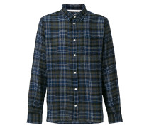 Hans loose weave gauze shirt