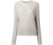 Pullover mit Glitzer-Effekt