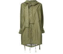 military style parka