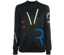 - Sweatshirt mit Logo-Print - women