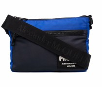 logo-patch phone bag
