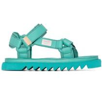 x Suicoke Depa Sandalen mit Klettverschluss