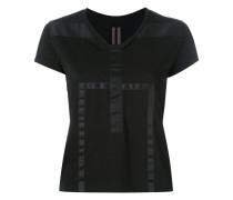 T-Shirt mit Besatzstreifen - women - Baumwolle