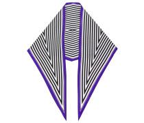 striped scarf - men - Seide - Einheitsgröße