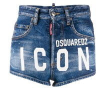 'ICON' Jeans-Shorts