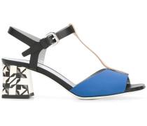 - Sandalen mit T-Riemen - women - Leder - 40