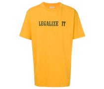 """T-Shirt mit """"Legalize It""""-Print"""