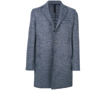 fitted tailored coat