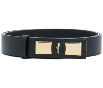 metallic Vara belt