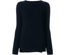cold shoulder jumper