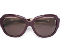 Sonnenbrille in Oversized-Passfor