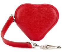 love heart coin purse