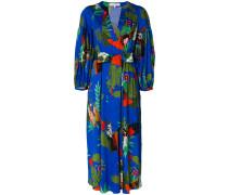 'Mia' Kleid mit Blumen-Print