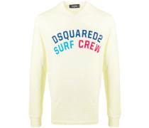 """Langarmshirt mit """"Surf Crew""""-Print"""