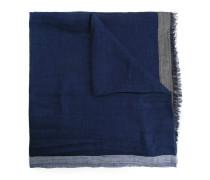 Schal in Colour-Block-Optik - men - Baumwolle
