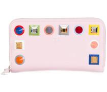 - Portemonnaie mit Nieten - women - Leder/Messing