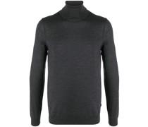 turtleneck fine knit jumper