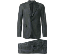 pinstripe formal suit