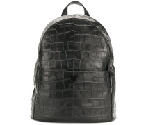 croc effect backpack
