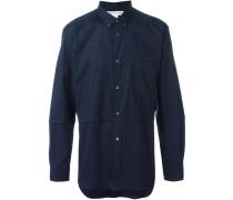 Klassisches Button-down-Hemd - men - Baumwolle