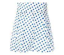 Gepunktetes Shorts