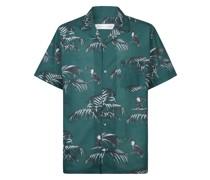 Bocas Hemd im Pyjama-Stil