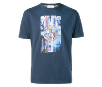 T-Shirt mit Logo-Print - men - Baumwolle - XXL