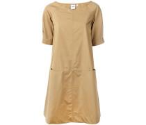 Shiftkleid mit Einsätzen - women - Baumwolle