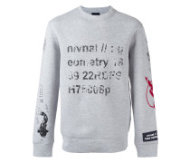 Sweatshirt mit Print - men