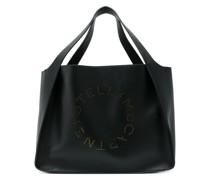 'Stella' Handtasche mit Logo