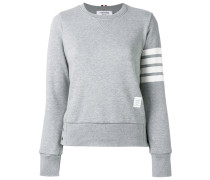 Gestreiftes Sweatshirt - women - Baumwolle - 38